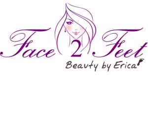 Face 2 Feet. Beauty by Erica